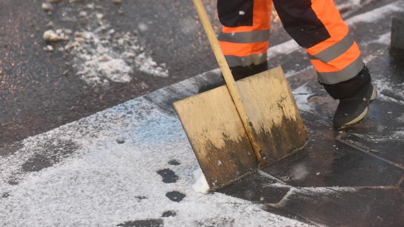 Дворники в Красногорске приступят к уборке территории с 6:00 14 января