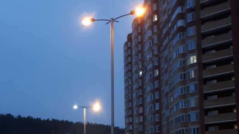 Шесть светильников отремонтировали в микрорайонах Котельников