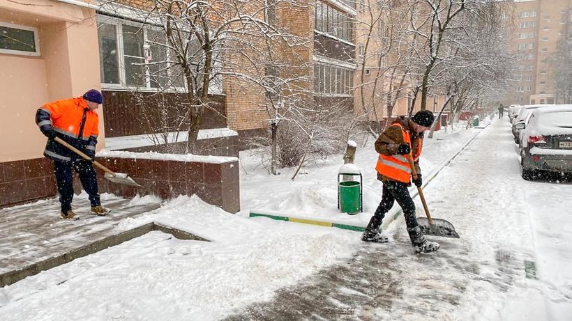 Глава Люберец поручил организовать качественную уборку дорог