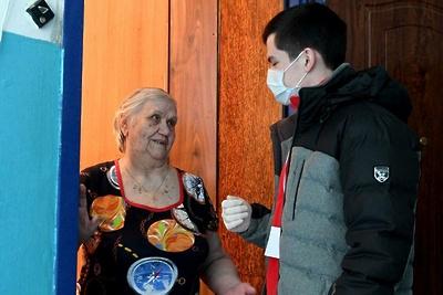 В Подольске наградили волонтеров за помощь жителям в период пандемии
