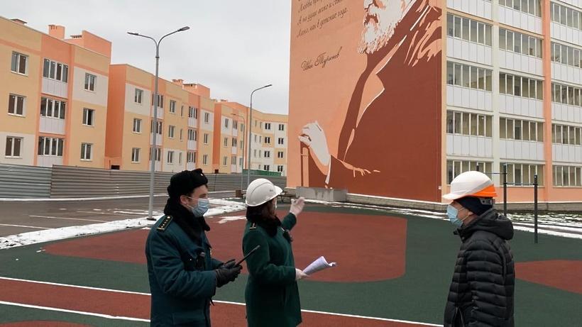 Главгосстройнадзор завершил итоговые проверки домов в ЖК «Томилино» Люберец