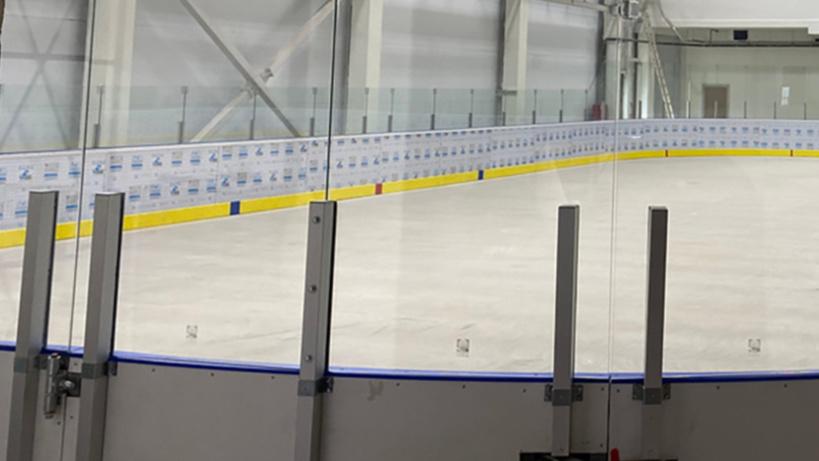 Ледовый центр «Снегирь» в новой Москве введут в эксплуатацию в начале 2021 года