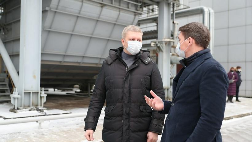 Электростанцию в микрорайоне Восточный Звенигорода запустят в текущем отопительном сезоне