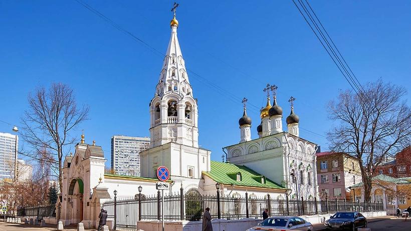 Рождественский квест запустили на портале «Узнай Москву»