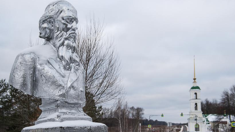 Салтыков‑Щедрин – прародитель мемов: подкаст «Путь‑дорога» побывал в селе Спас‑Угол