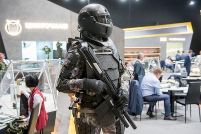 Подмосковное предприятие займется разработкой новой военной экипировки