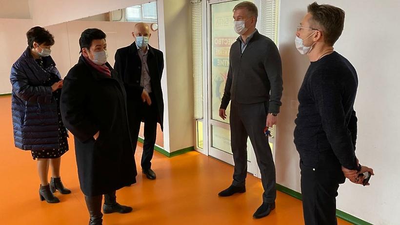 Жителям Люберец рассказали о вакцинации от коронавируса
