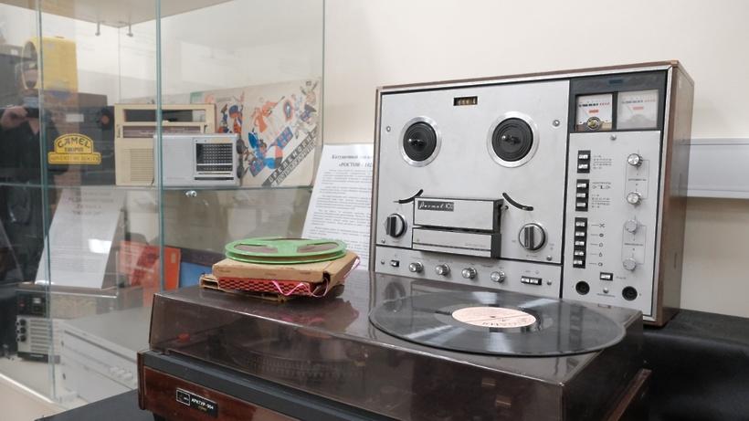 Музей звука открыли в школе Красногорска