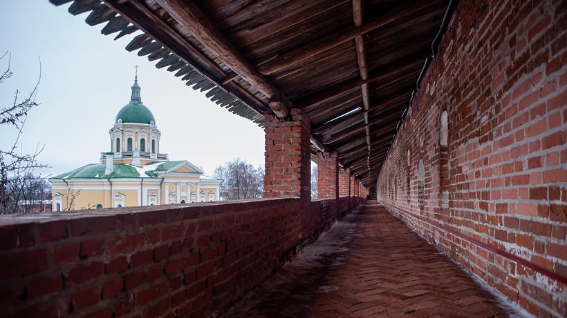 Маленький и неприступный: подкаст «Путь‑дорога» расскажет про Зарайск со старинным кремлем