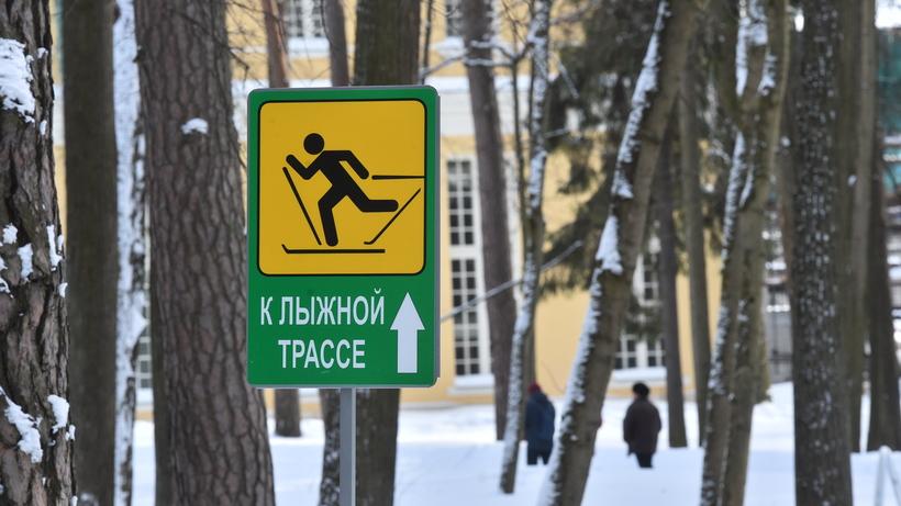 Более 250 спортсменов зарегистрировались на лыжную гонку в музее‑усадьбе «Архангельское»