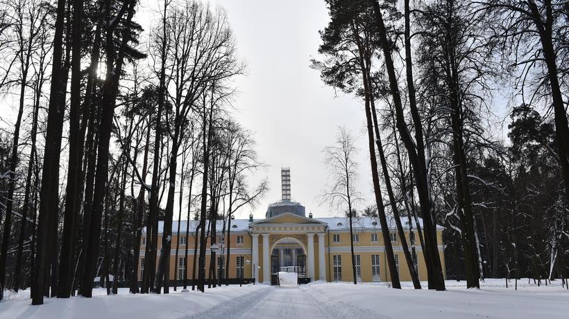 Заявки на первые лыжные гонки в музее‑усадьбе «Архангельское» принимают по 20 февраля
