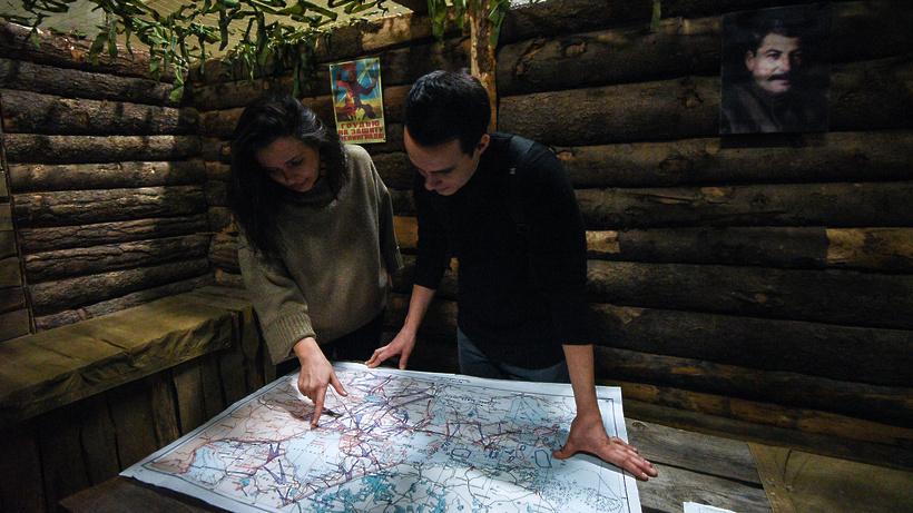Место силы: подкаст «Путь‑дорога» расскажет о подмосковном парке «Патриот»