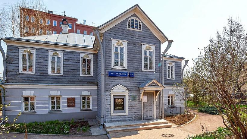 Дом‑музей Островского отреставрируют в Москве