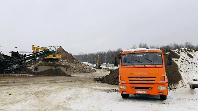 В Дубне появится комплекс по обращению со строительными отходами