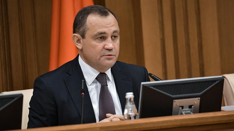 Брынцалов вручил почетные грамоты руководителям детсадов Балашихи