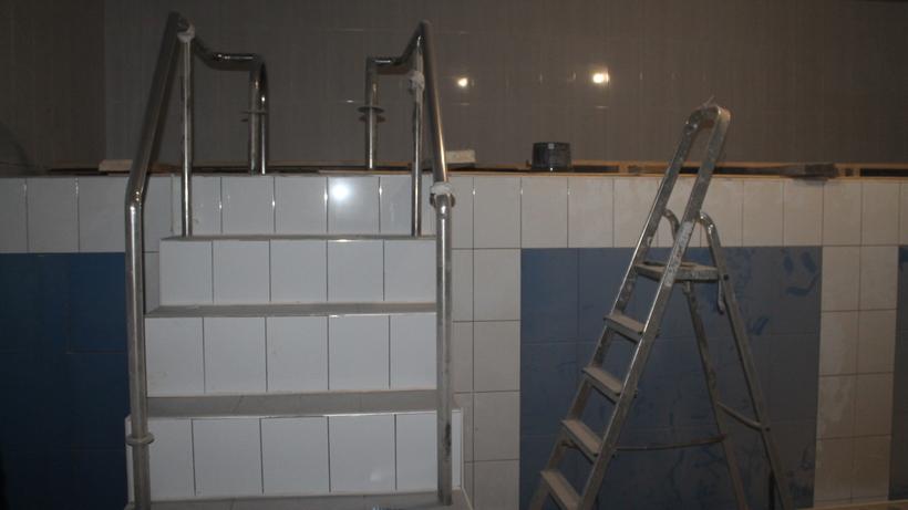 Площадь банного комплекса в Малаховке Люберец после ремонта составит 350 кв м