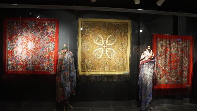 Выставка изделий народных художественных промыслов Подмосковья проходит в столице