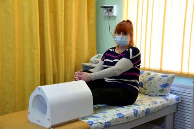 Три новых аппарата появились в отделении восстановительной медицины Балашихи