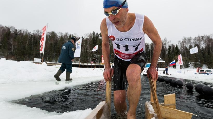 Соревнования по криатлону пройдут на Малаховском озере Люберец 7 марта