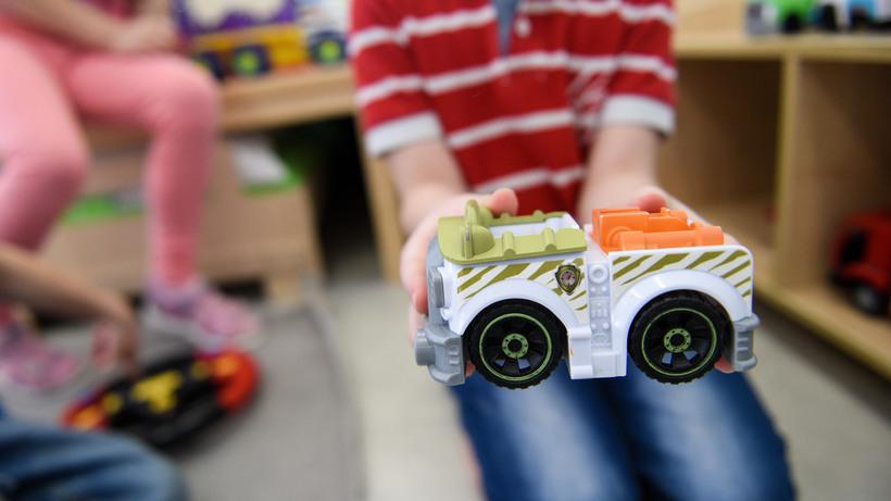 Детский сад на 350 мест построят в Новых Ватутинках в 2022 году