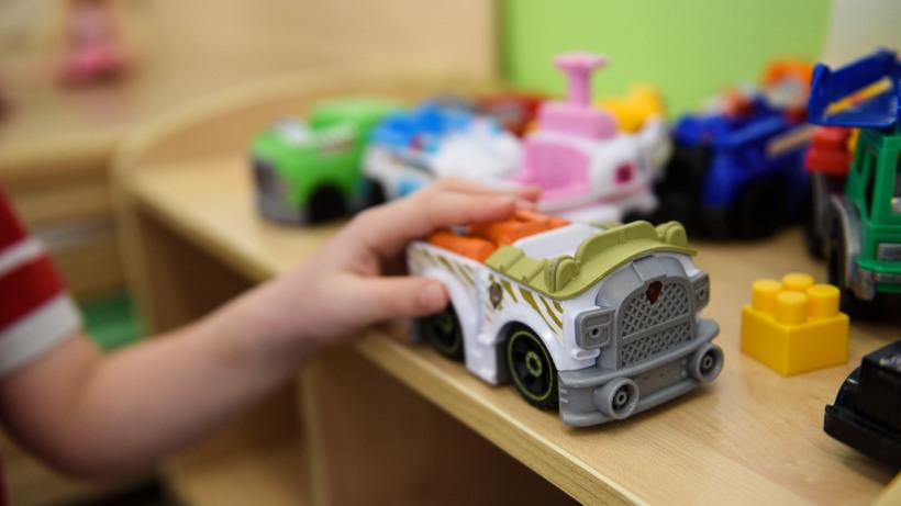 Детский сад на 250 мест начали строить в Ступине