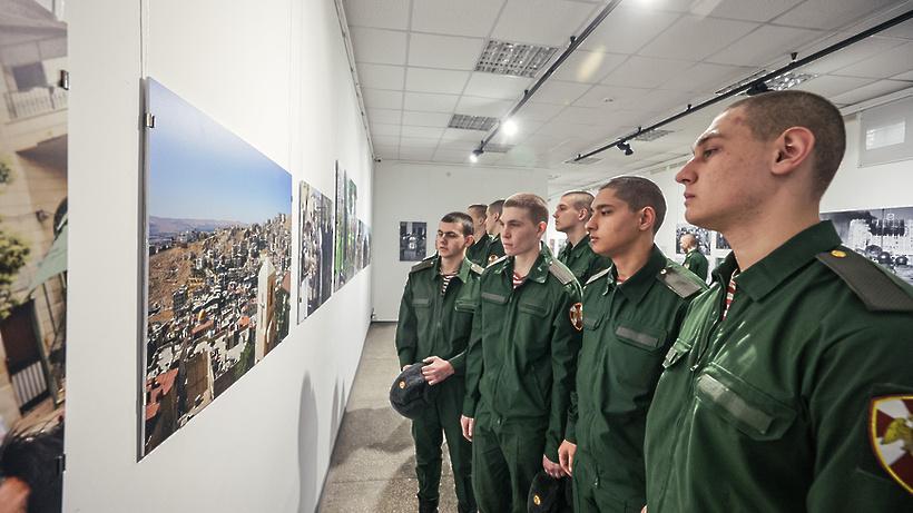 Фотовыставка о боевых буднях ОДОН имени Дзержинского пройдет в Балашихе до 9 мая