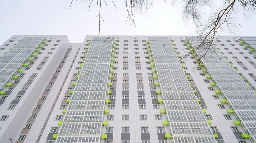 90‑ый дом по реновации передали под заселение в Москве