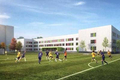 Школу на 825 учеников достроят во Фрязине к сентябрю