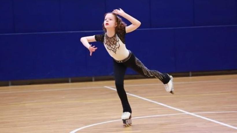 Шесть призовых мест завоевали юные спортсмены Люберец на первенстве по роллер‑спорту
