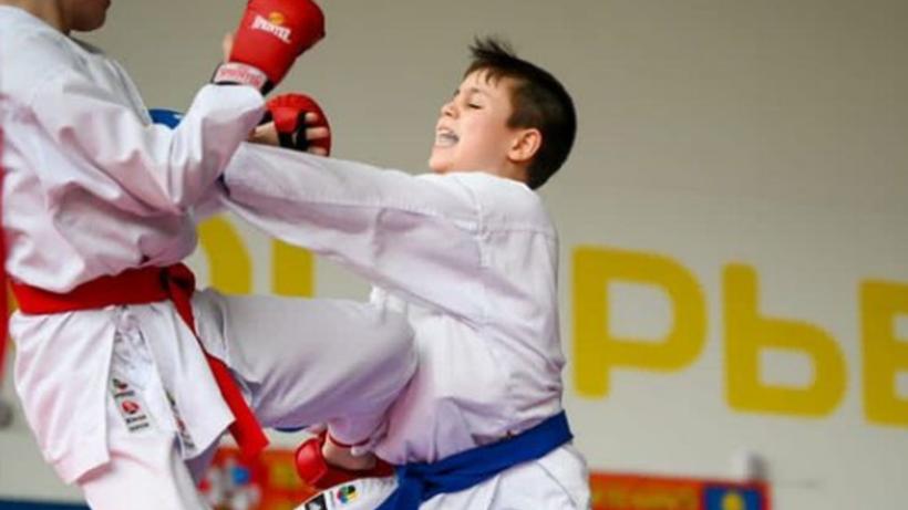 Две золотые медали завоевали каратисты из Люберец на чемпионате Подмосковья