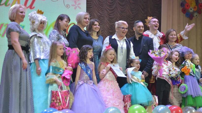 12 юных жительниц Люберец поучаствуют в шоу‑конкурсе для девочек 10 апреля