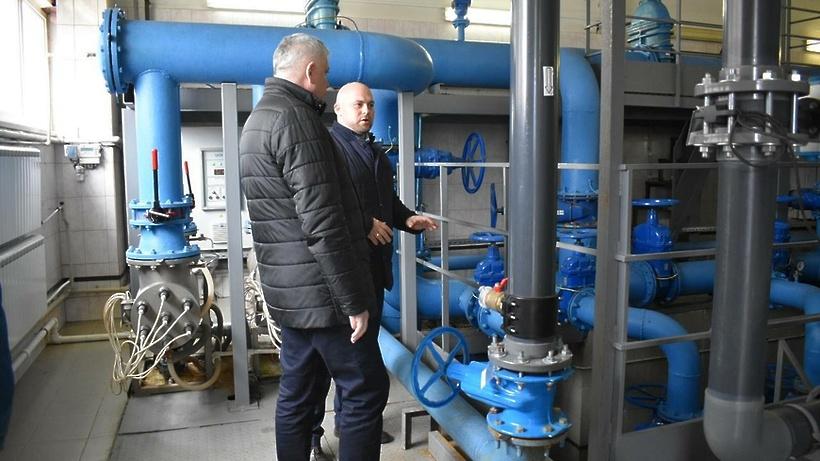 В Балашихе заменят более 2 км труб холодного водоснабжения до конца года