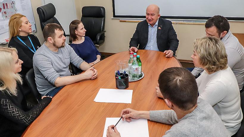 Строительство велодорожек между Мытищами и Москвой обсудили с коллективом ярмарки