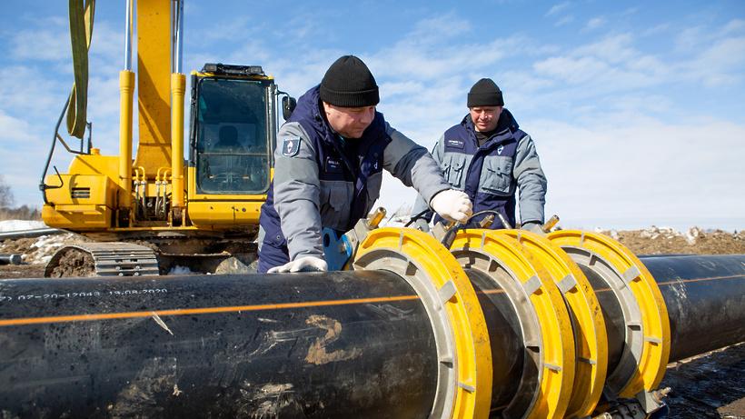 Работы по газификации проводят в 13 населенных пунктах Подмосковья