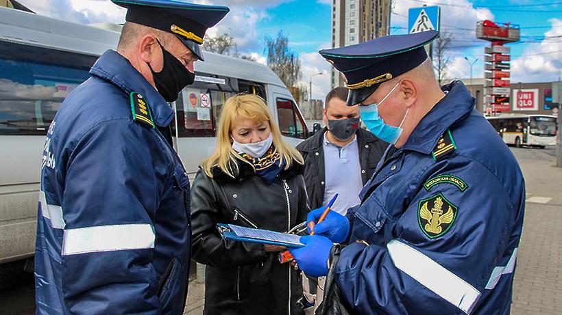 Два автобуса сняли с маршрута в Мытищах из‑за технических неполадок