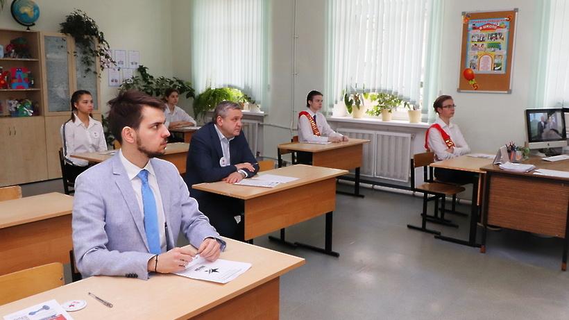 Школа №8 Мытищ стала одной из площадок «Диктанта Победы»