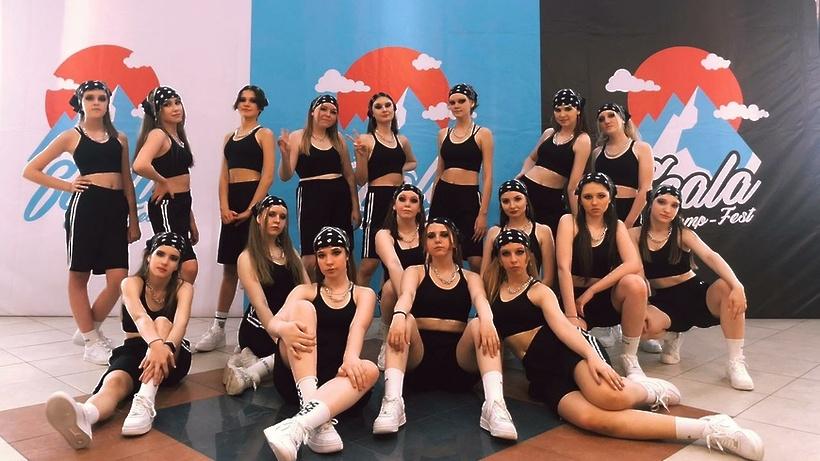 Танцевальная команда «РосМолСпорт Московской области» выступит в Люберцах в воскресенье