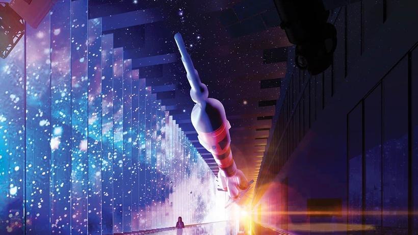 Основание башни Национального космического центра забетонировали в Москве