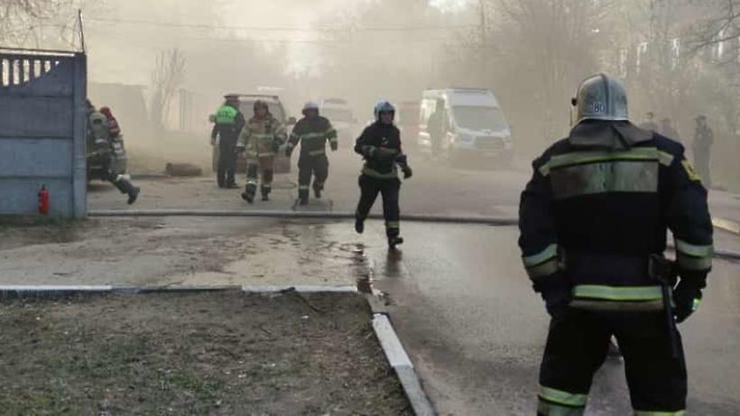 Количество погибших при пожаре в Мытищах выросло до пяти