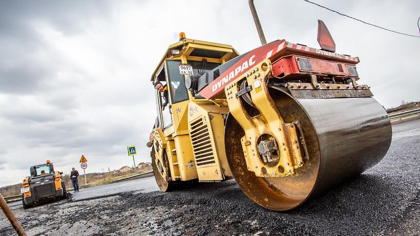Дороги отремонтировали на 4 улицах микрорайона Никольско‑Архангельский в Балашихе