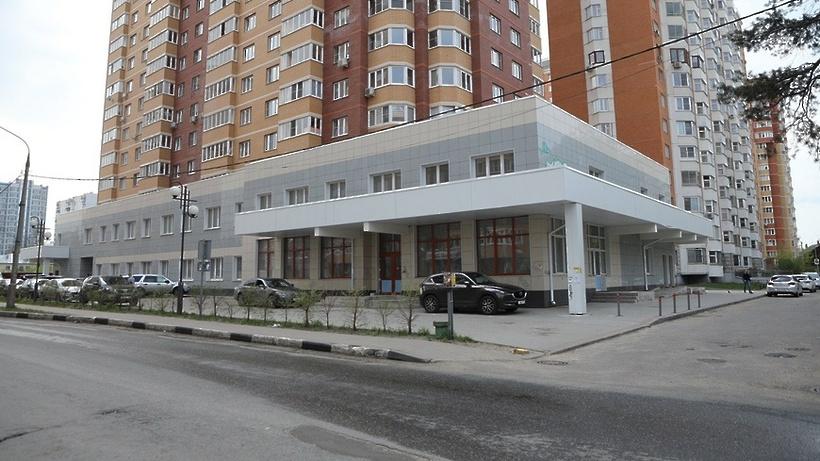 Детская поликлиника в микрорайоне Ольгино Балашихи примет первых пациентов в 2021 г