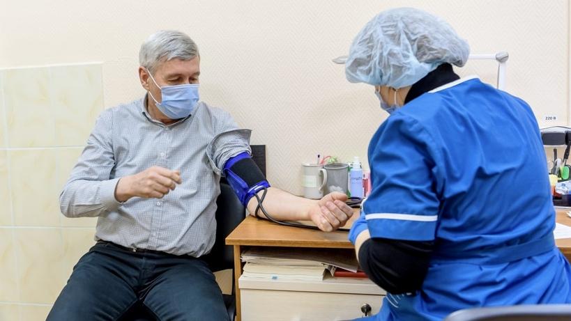 Главврач больницы Воскресенска поддержал решение о вакцинации всех, кто работает с людьми