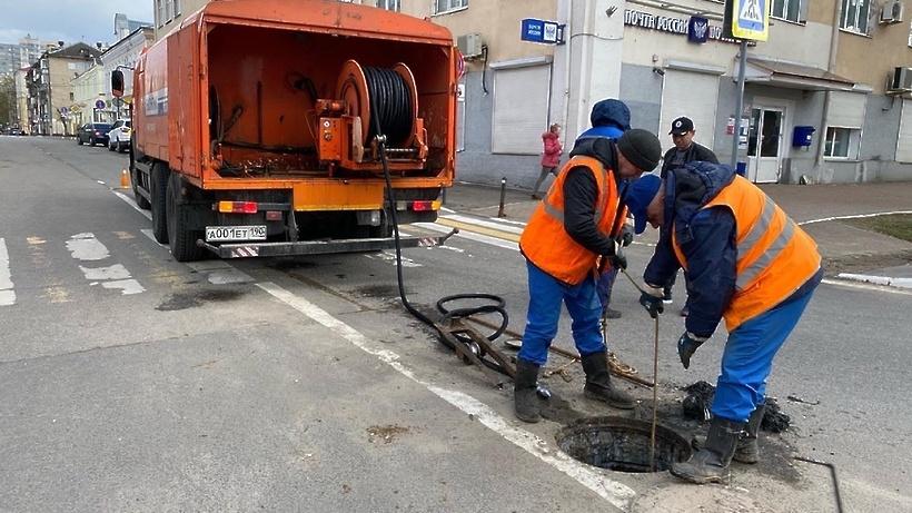 Жителей Подольска попросили не выкидывать в канализацию твердые бытовые отходы