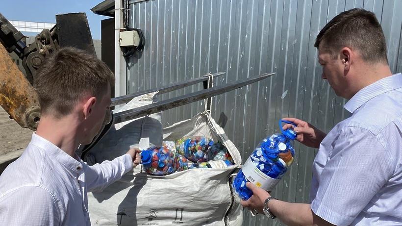 Свыше 1,5 т пластиковых крышек сдали на переработку жители Реутова за 2 года