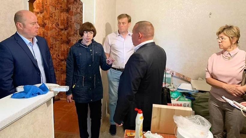 Поглотитель запахов установят в квартире погорельцев в Котельниках