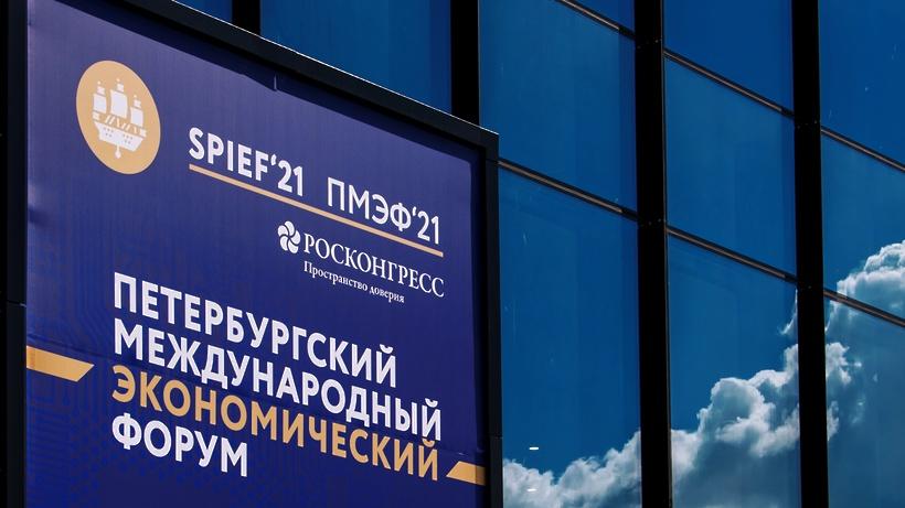 На ПМЭФ обсудили вопросы, связанные с реализацией инвестпроектов в Ступине