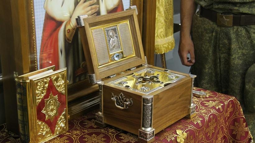 Подъезд к Воскресенскому храму Подольска 13 июня перекроют из‑за доставки мощей