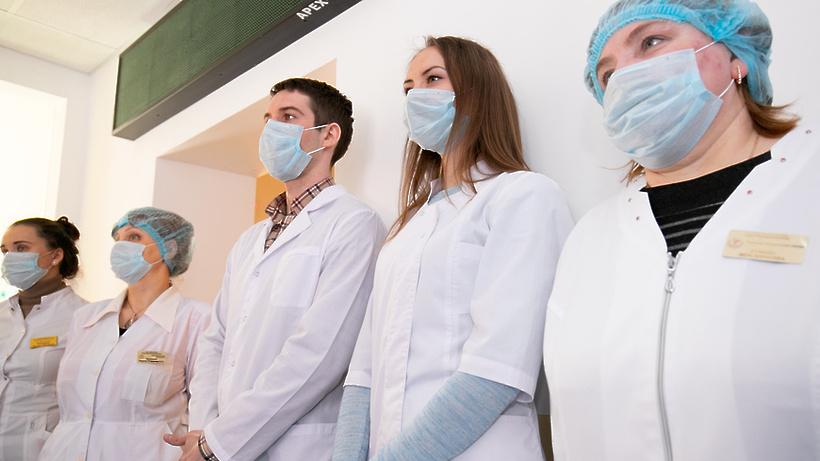 Строящиеся поликлиники в Реутове в будущем позволят вдвое увеличить поток пациентов