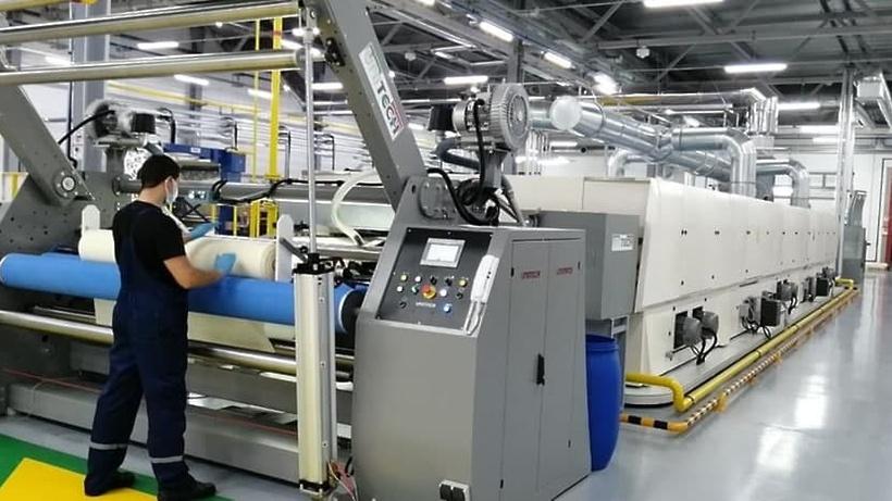 В Подмосковье запустят производство цифровой печати на натуральных тканях