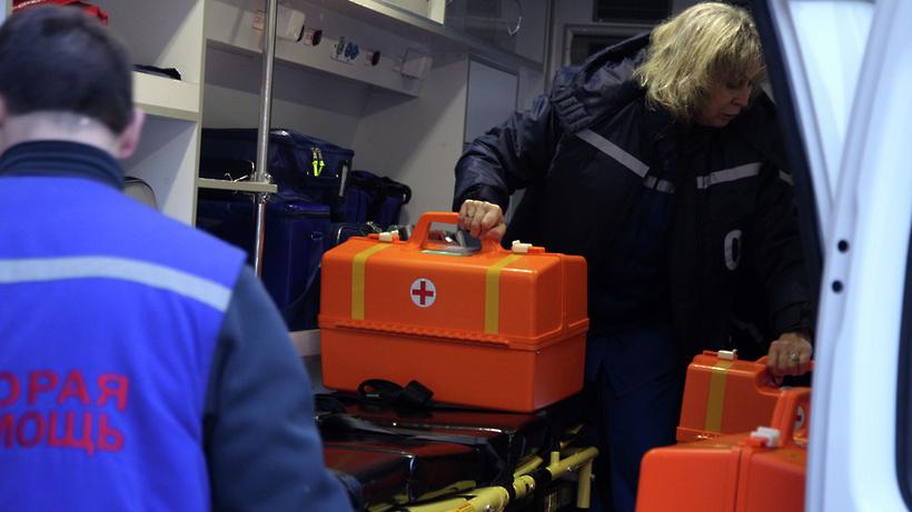 Мужчину в тяжелом состоянии доставили в больницу после драки в Люберцах